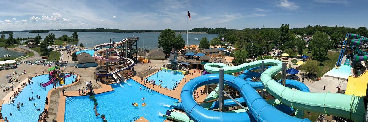 Nashville Shores Water Slides