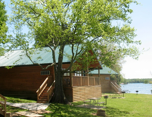 Nashville Shores Lake Cabins