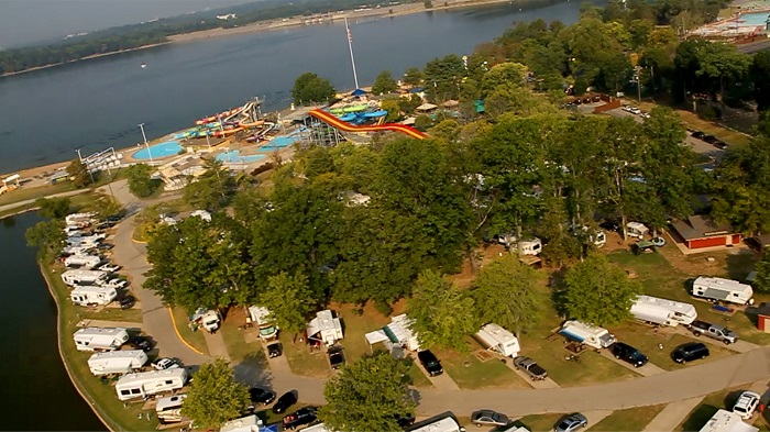 Nashville Shores RV Sites