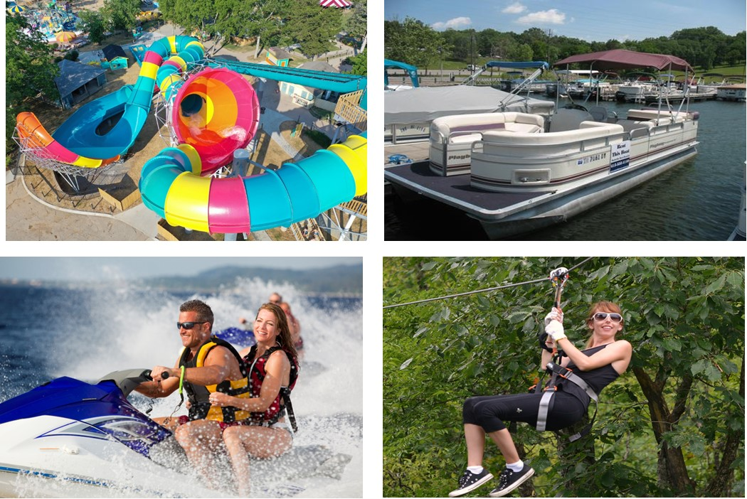 Nashville Shores Attractions