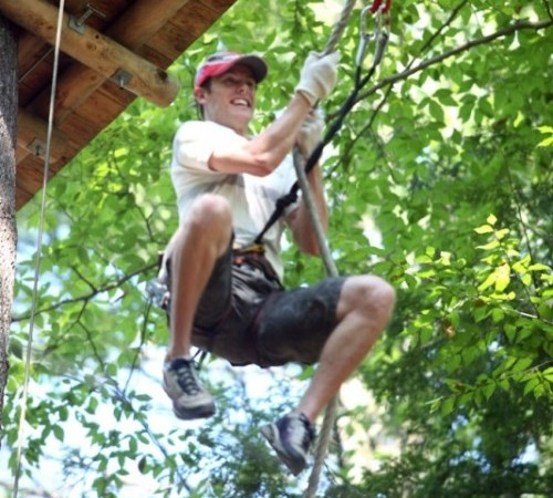 Nashville Shores Treetop Adventure Park